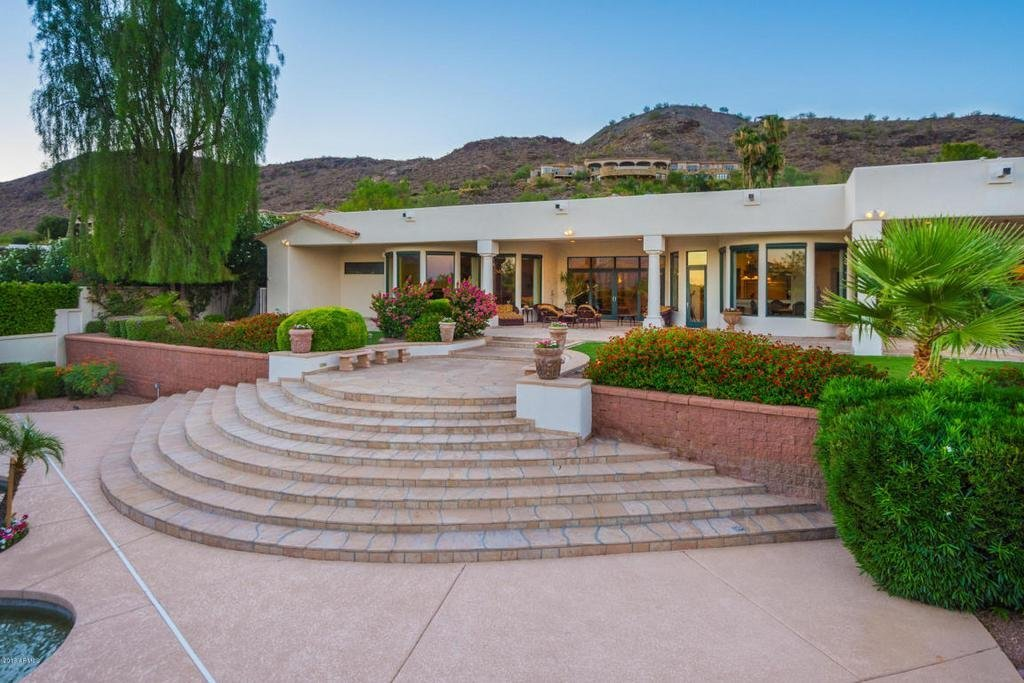6744 N Invergordon Road, Paradise Valley, AZ